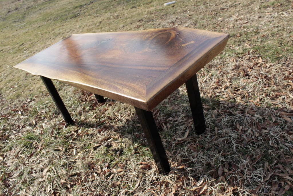 Sensational Black Walnut Coffee Table Sawmill 64 New Jersey Based Ncnpc Chair Design For Home Ncnpcorg